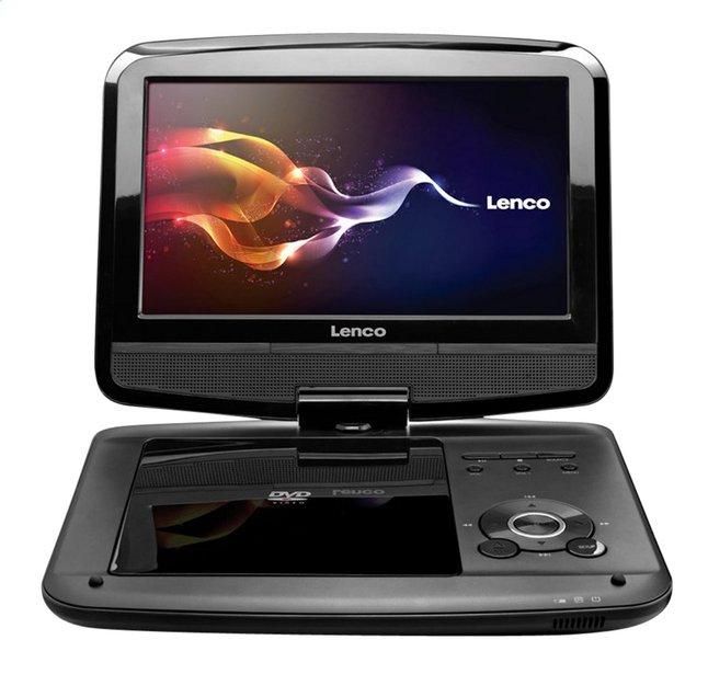 Afbeelding van Lenco draagbare dvd-speler DVP-9413 9