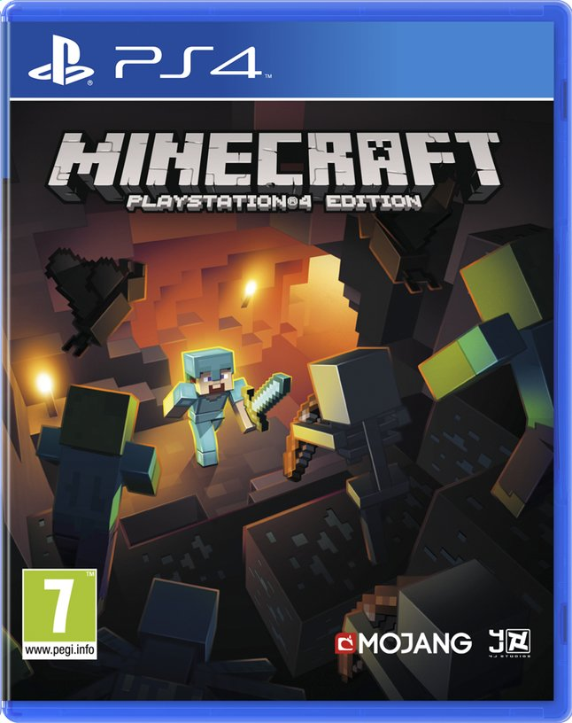Afbeelding van PS4 Minecraft ENG/FR from DreamLand