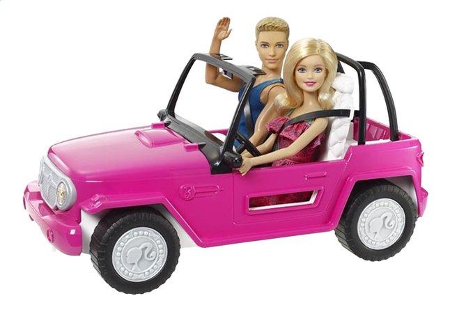 Afbeelding van Barbie speelset Beach Cruiser from DreamLand