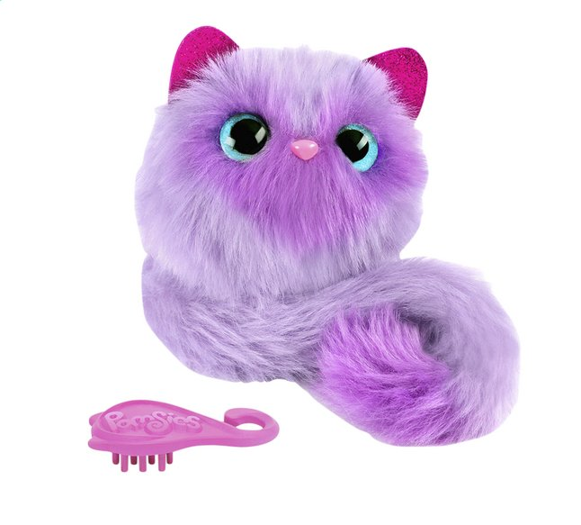 Bandai peluche interactive Pomsies - Boots