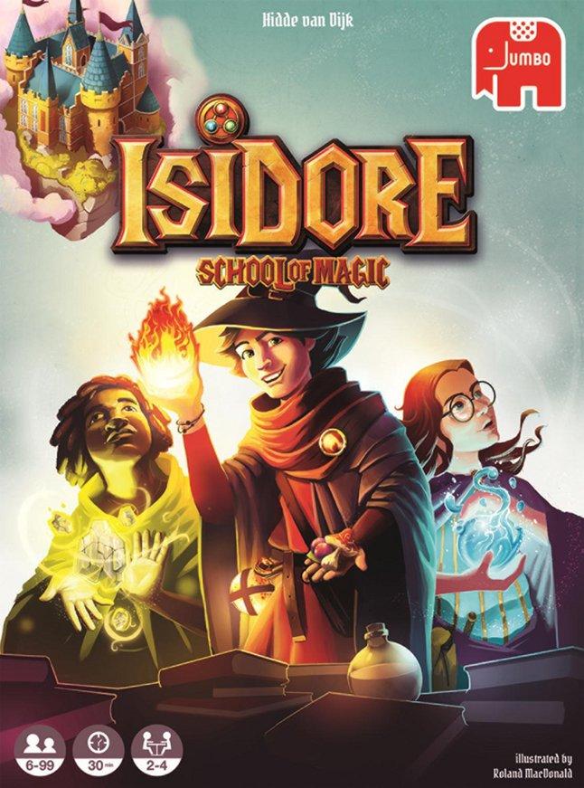 Afbeelding van Isidore School of Magic from DreamLand