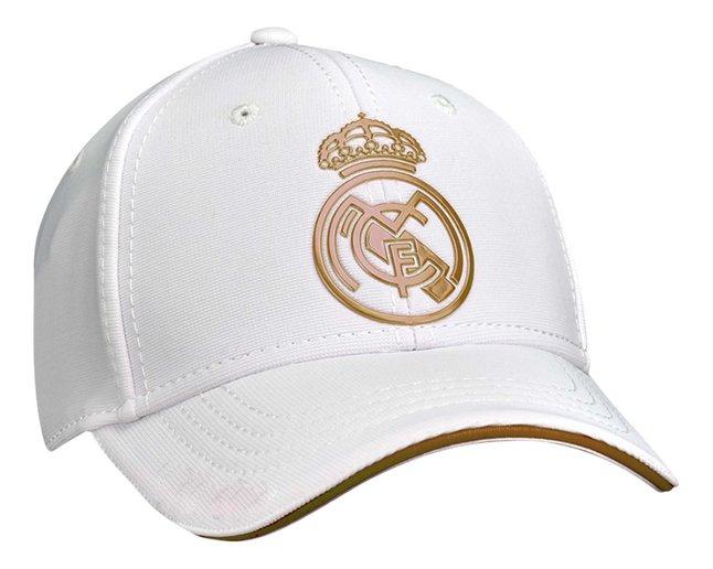 Image pour Casquette Real Madrid blanc/or à partir de DreamLand