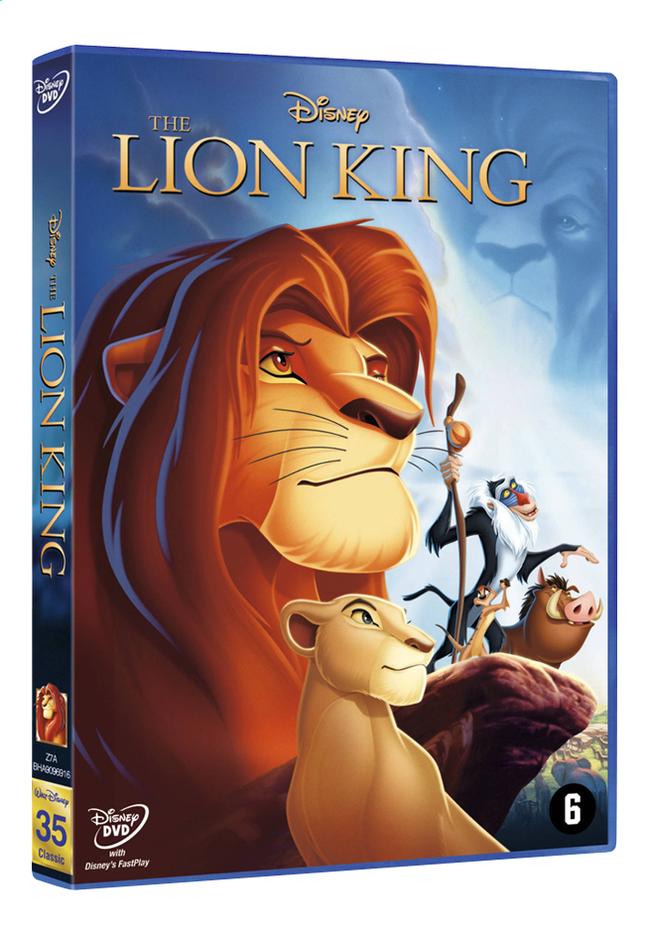 Image pour DVD The Lion King NL à partir de DreamLand