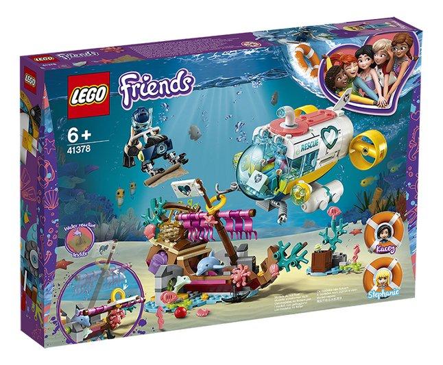 Afbeelding van LEGO Friends 41378 Dolfijnen reddingsactie from DreamLand