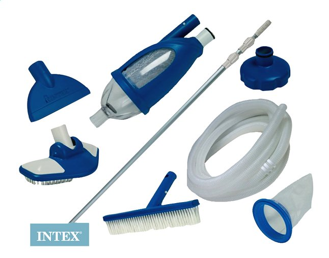 Entretien piscine intex best entretien de piscine for Filet aspirateur piscine
