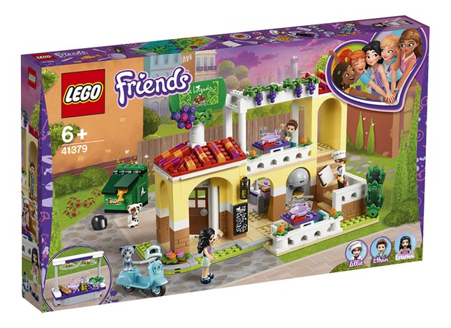Afbeelding van LEGO Friends 41379 Heartlake City restaurant from DreamLand