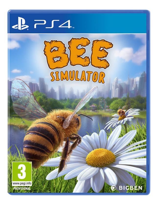 Image pour PS4 Bee Simulator FR/NL à partir de DreamLand