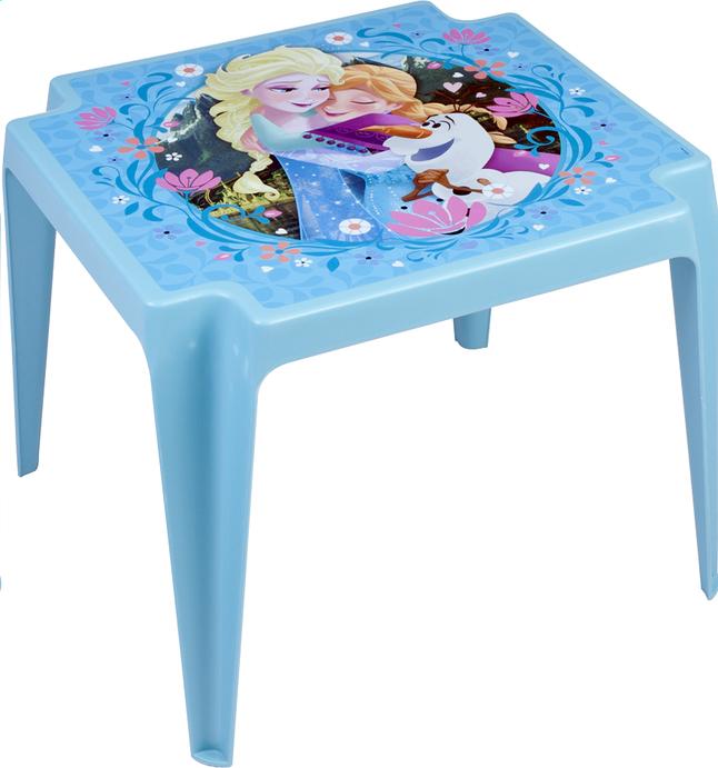 Image pour Table de jardin pour enfants Disney La Reine des Neiges à partir de DreamLand