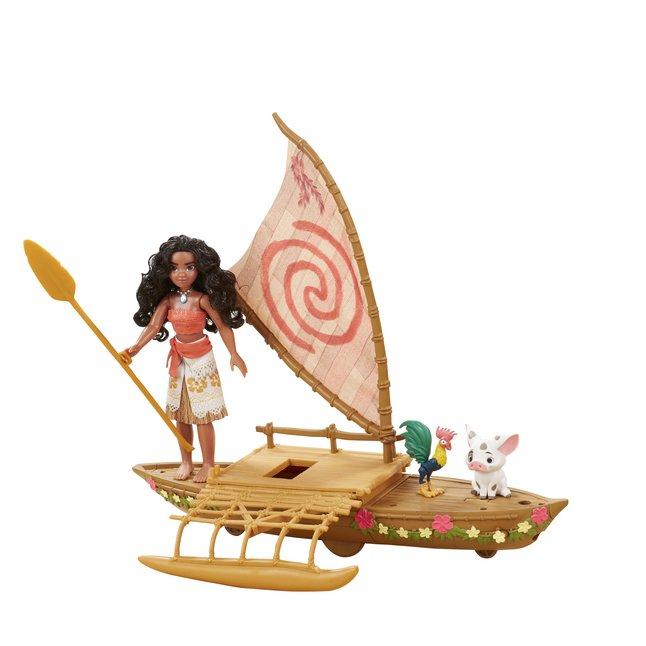 Afbeelding van Speelset Disney Vaiana met boot from DreamLand