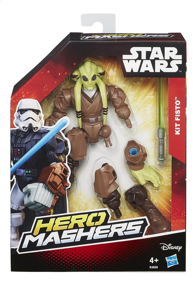 Image pour Figurine Star Wars Hero Mashers Kit Fisto à partir de DreamLand
