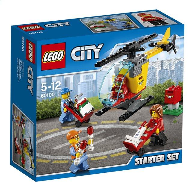 Image pour LEGO City 60100 Ensemble de démarrage de l'aéroport à partir de DreamLand