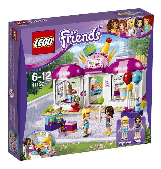 Image pour LEGO Friends 41132 Le magasin d'Heartlake City à partir de DreamLand