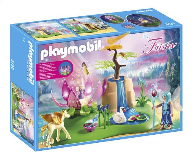 Afbeelding van Playmobil Fairies 9135 Betoverde weide met feeënbaby's from DreamLand