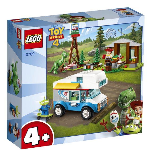 Afbeelding van LEGO Toy Story 4 10769 Campervakantie from DreamLand