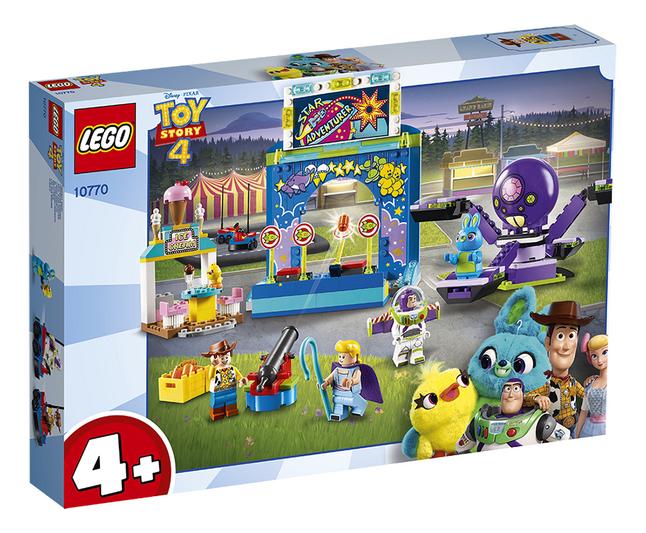 Afbeelding van LEGO Toy Story 4 10770 Kermismania van Buzz en Woody from DreamLand