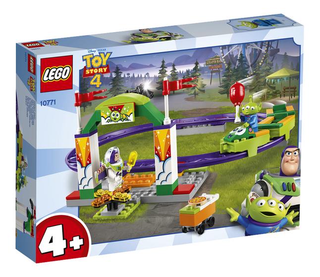 Afbeelding van LEGO Toy Story 4 10771 Kermis achtbaan from DreamLand