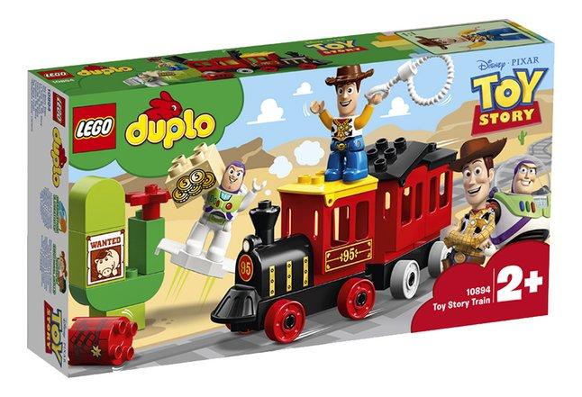 Afbeelding van LEGO DUPLO 10894 Toy Story Trein from DreamLand