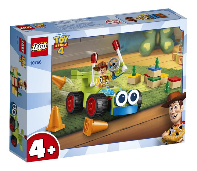 Afbeelding van LEGO Toy Story 4 10766 Woody & RC from DreamLand