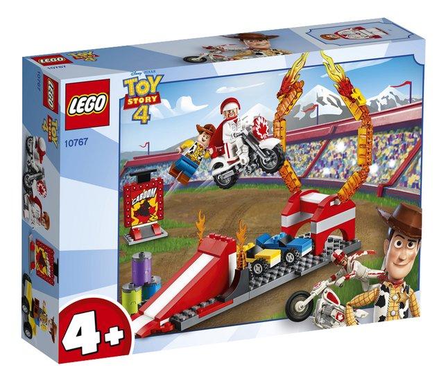 Afbeelding van LEGO Toy Story 4 10767 Graaf Kaboems stuntshow from DreamLand