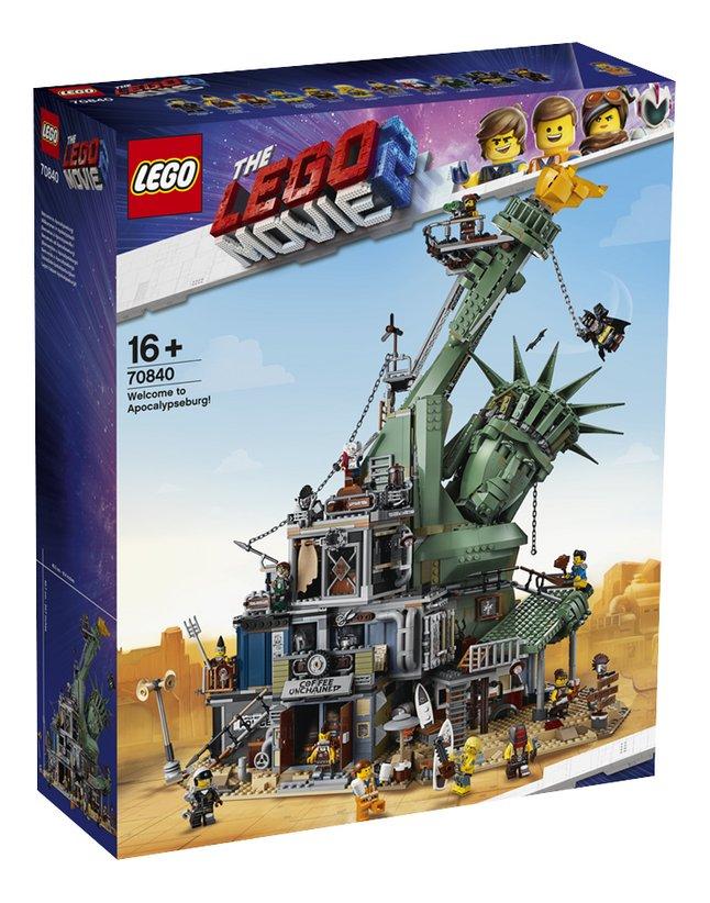 Afbeelding van LEGO The Movie 2 70840 Welkom in Apocalypsstad! from DreamLand