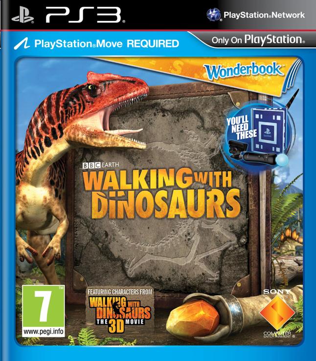 Image pour PS3 Wonderbook: Walking with Dinosaurs FR/ANG à partir de DreamLand