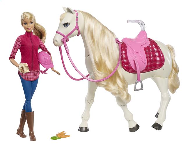 Image pour Barbie set de jeu Dreamhorse à partir de DreamLand