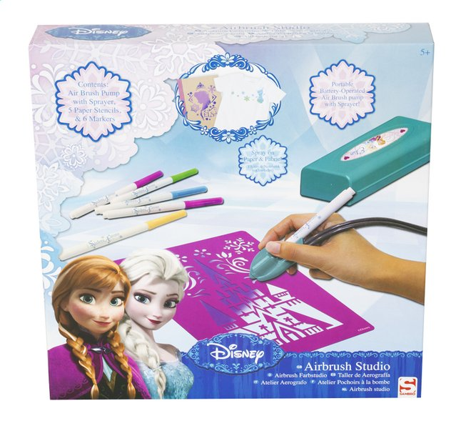 Afbeelding van Disney Frozen airbrush studio from DreamLand