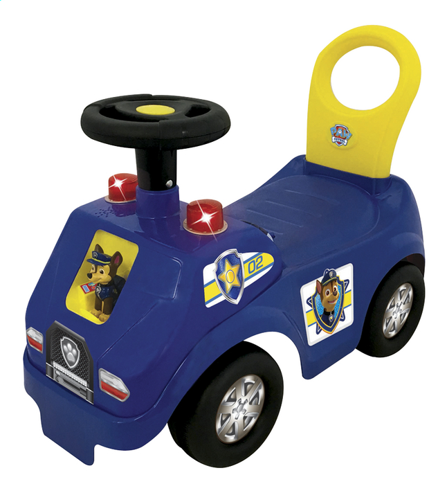 Afbeelding van Loopwagentje PAW Patrol Chase's Activity Police Car from DreamLand