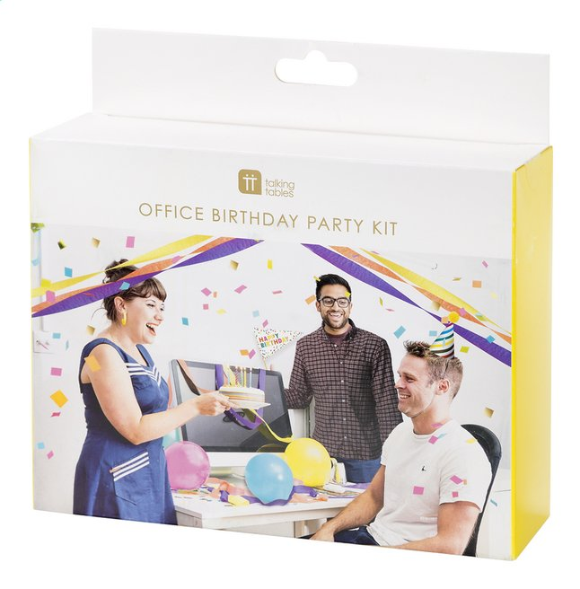 Afbeelding van Party set Office Birthday Party Kit from DreamLand