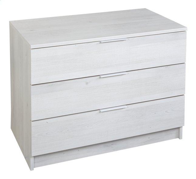Image pour Commode avec 3 tiroirs Brooklyn à partir de DreamLand