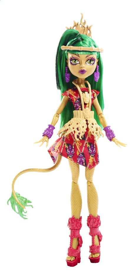 Afbeelding van Monster High mannequinpop Ghoul's Getaway Jinafire from DreamLand