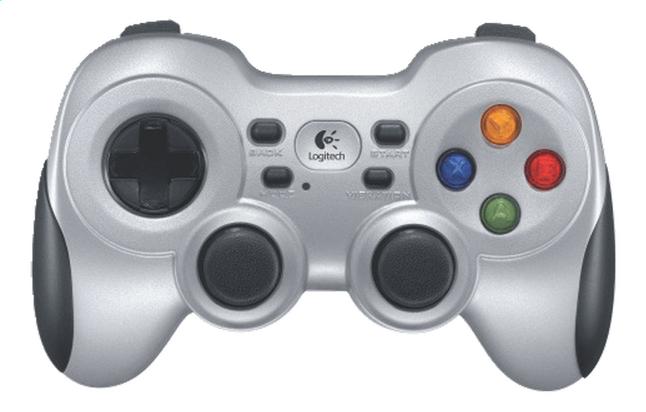 Afbeelding van Logitech draadloze controller F710 Game pad from DreamLand