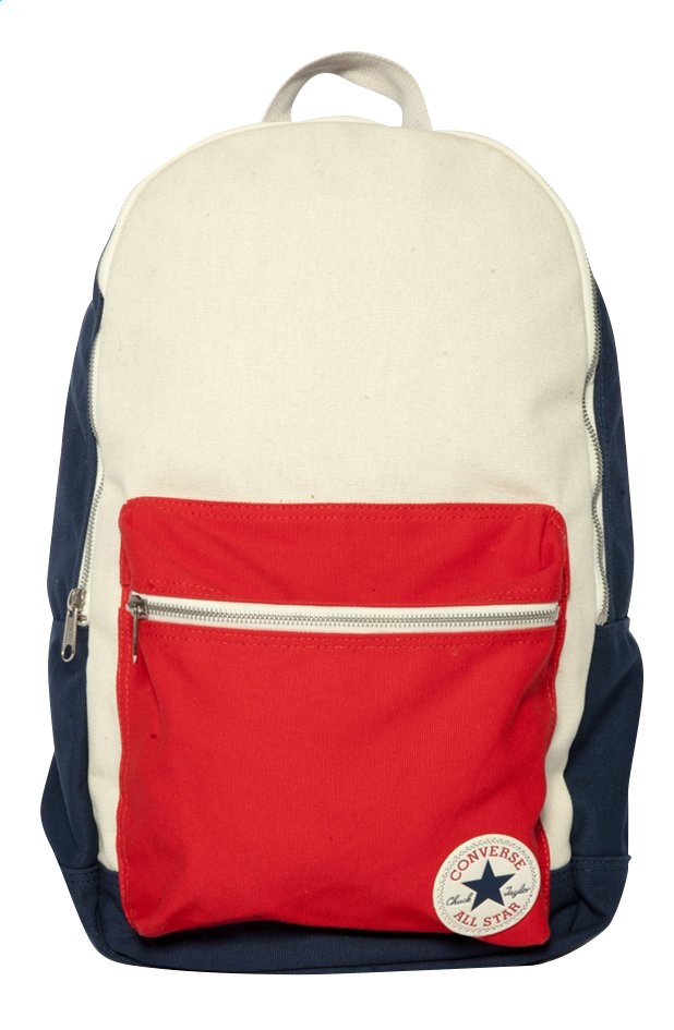 Image pour Converse sac à dos Core Plus Canvas Navy/Red/Natural à partir de DreamLand