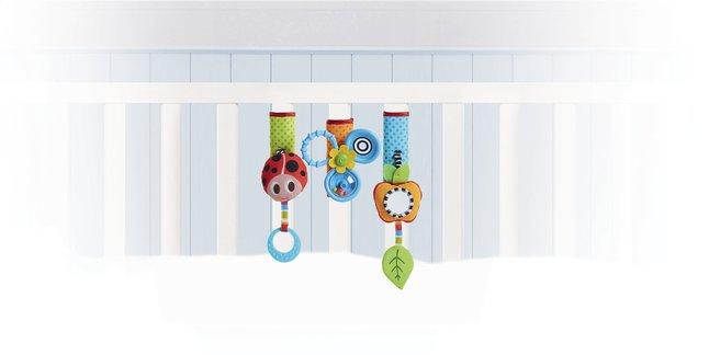 Afbeelding van Tiny Love Activiteitenspeeltje Crib & Stroller Sleeves from DreamLand