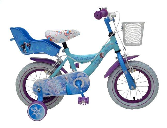 Image pour Vélo pour enfants Disney La Reine des Neiges 12