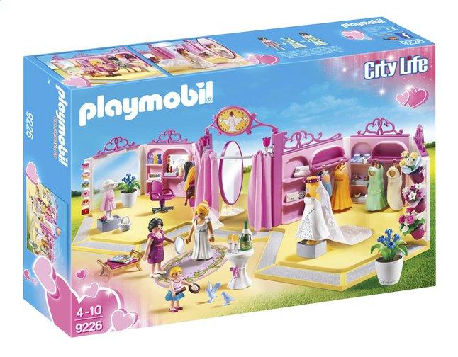 Playmobil City Life  Boutique Robes De Marie  Dreamland