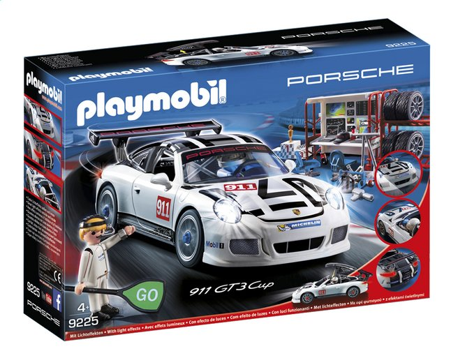 playmobil porsche 9225 porsche 911 gt3 cup dreamland. Black Bedroom Furniture Sets. Home Design Ideas
