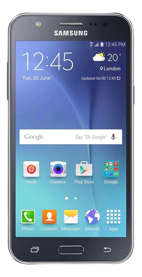 Afbeelding van Samsung smartphone Galaxy J5 8 GB zwart from DreamLand