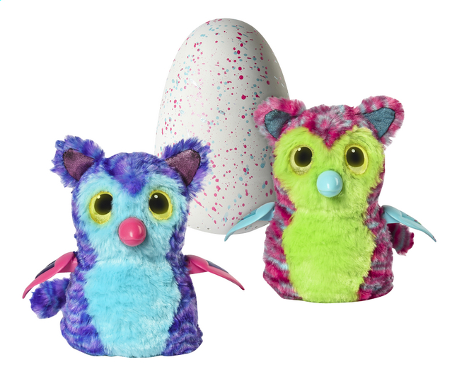 Interactieve knuffel Hatchimals Fabula Forest Tigrette