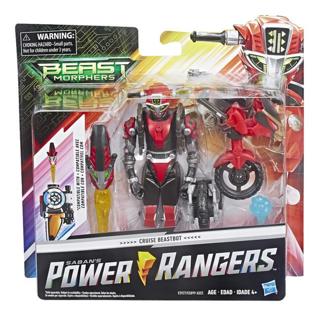 Afbeelding van Actiefiguur Power Rangers Cruise Beastbot from DreamLand