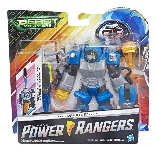 Actiefiguur Power Rangers Smash Beastbot