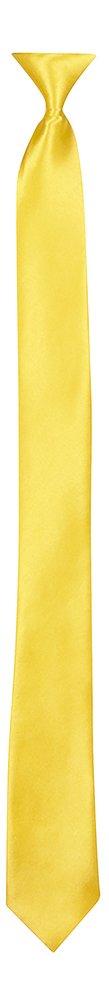 Cravate brillante fluo