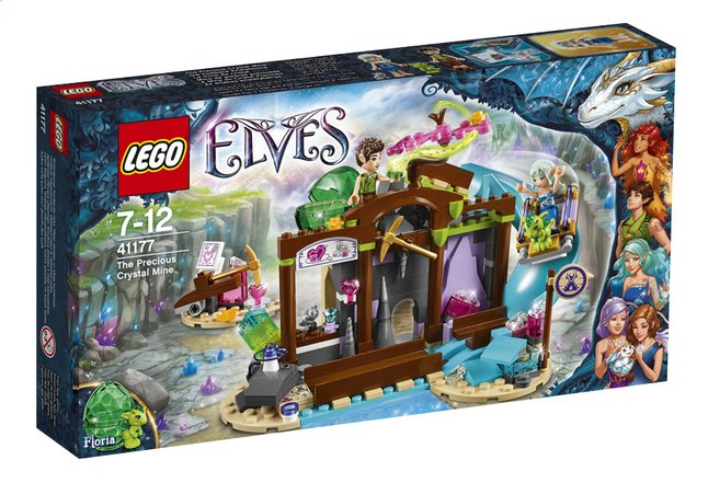 Image pour LEGO Elves 41177 La mine de cristal à partir de DreamLand