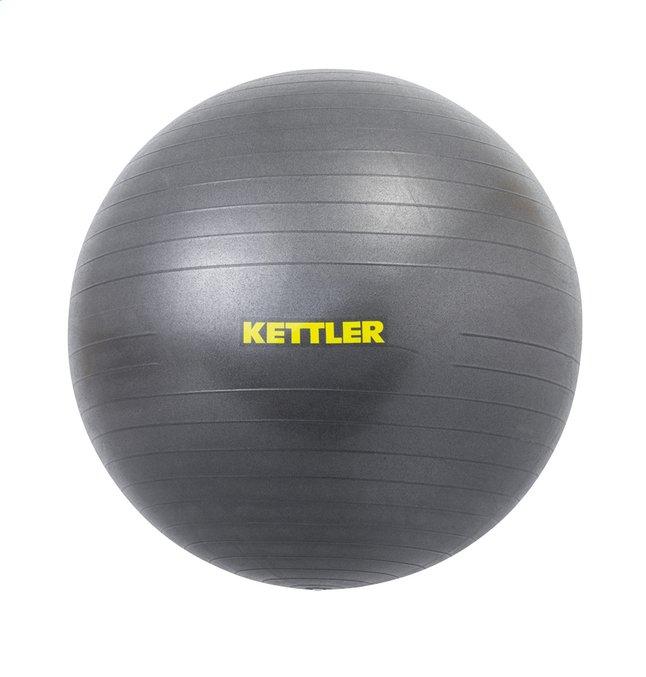 Kettler Ballon de gymnastique Basic 75 cm noir