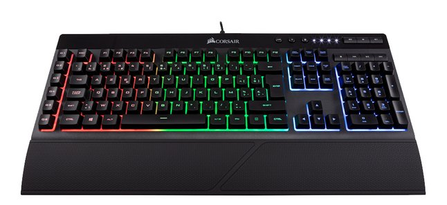 Afbeelding van Corsair toetsenbord K55 RGB from DreamLand