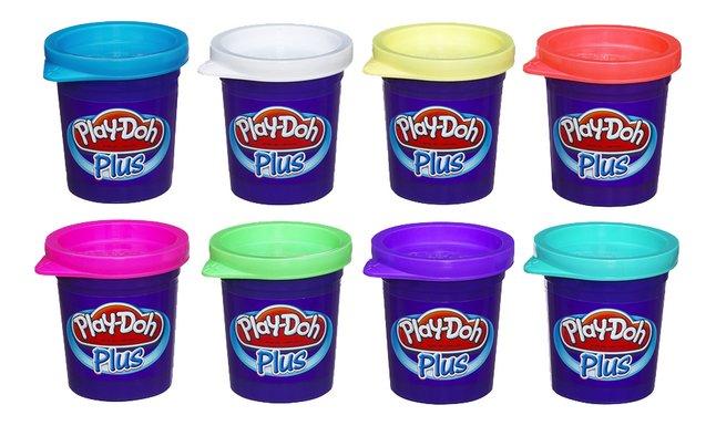 Afbeelding van Play-Doh Plus 8 potjes from DreamLand