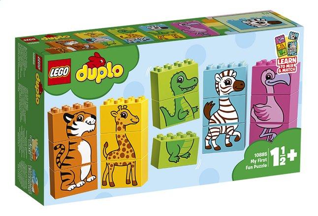 Afbeelding van LEGO DUPLO 10885 Mijn eerste leuke puzzel from DreamLand