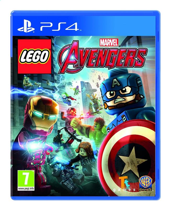 Image pour PS4 LEGO: Marvel's Avengers Silver FR/ANG à partir de DreamLand