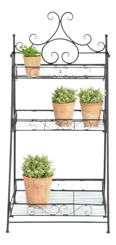 Afbeelding van Esschert plantenrek/bloementrap zwart from DreamLand