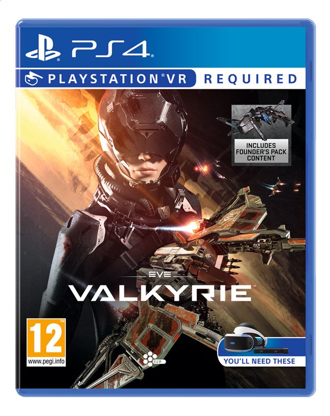 Image pour PS4 EVE: Valkyrie VR FR/ANG à partir de DreamLand